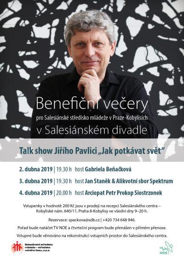 Pozvanka na koncert, Alikvotní sbor Spektrum 3.4.2019