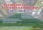 Pozvanka na koncert, Alikvotní sbor Spektrum 30.3.2018