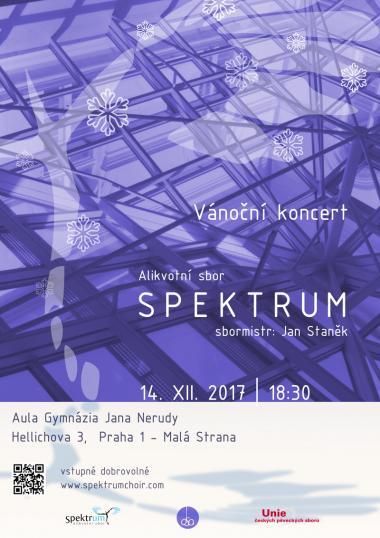 Pozvánka na koncert 14.12.2017